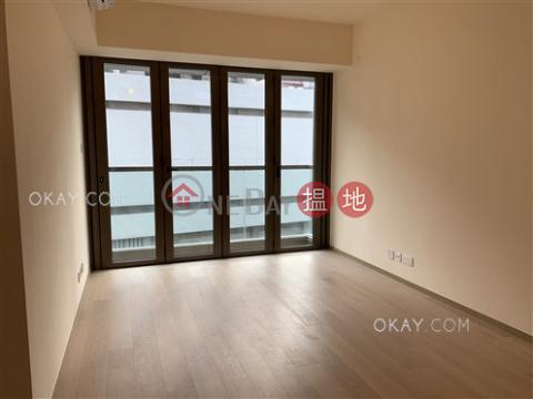 2房1廁,星級會所,露台《新翠花園 3座出售單位》|新翠花園 3座(Block 3 New Jade Garden)出售樓盤 (OKAY-S317453)_0