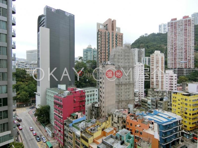 HK$ 29,000/ 月 尚翹峰1期2座-灣仔區 2房1廁,星級會所,露台尚翹峰1期2座出租單位