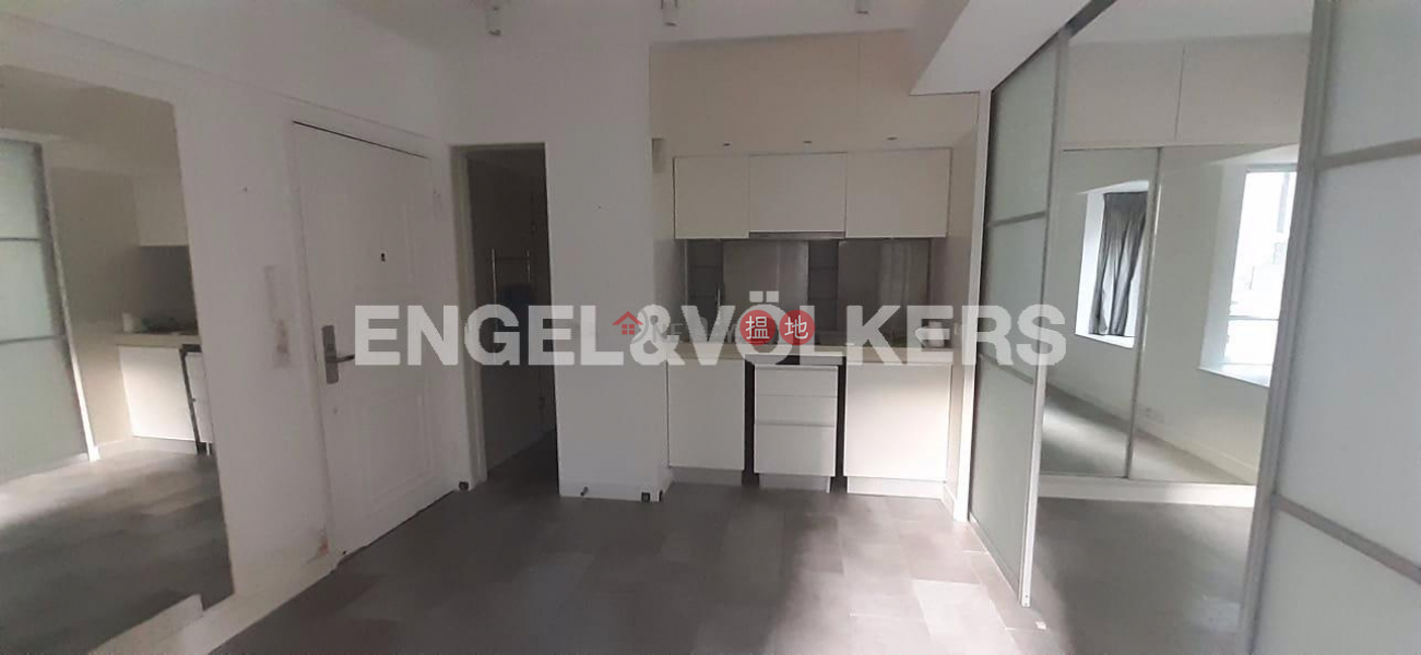 HK$ 18,000/ 月衛城閣-西區西半山開放式筍盤出租|住宅單位