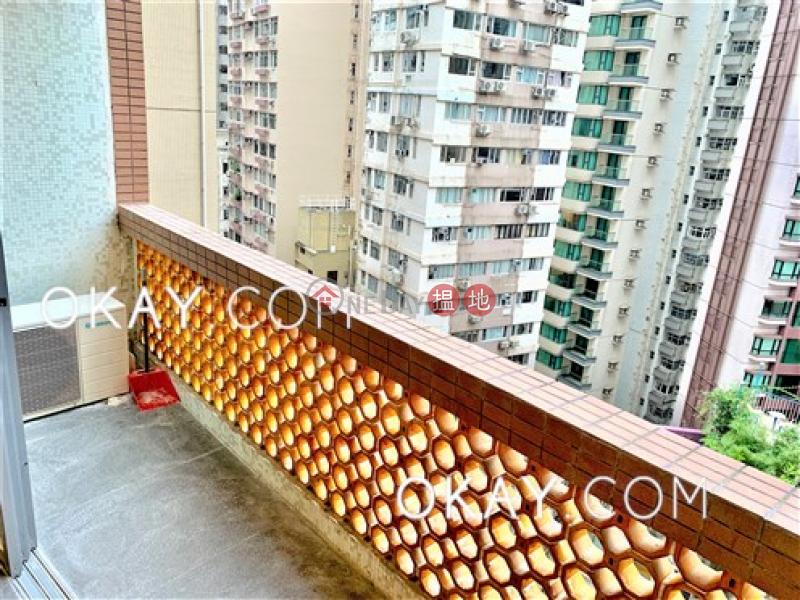 3房1廁,實用率高,露台《正大花園出售單位》27羅便臣道 | 西區-香港出售-HK$ 1,480萬