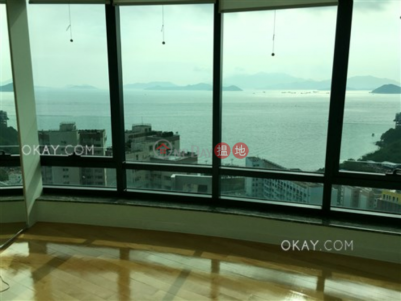 Unique penthouse with sea views & parking | For Sale | La Mer Block 1-2 浪頤居1-2座 Sales Listings