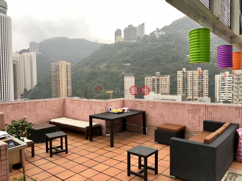 Flat for Rent in Li Chit Garden, Wan Chai | Li Chit Garden 李節花園 Rental Listings
