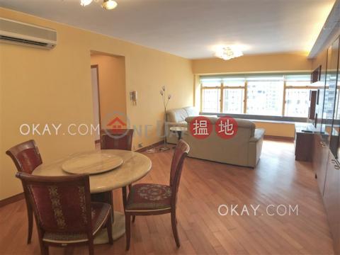 Tasteful 3 bedroom in Mid-levels West | Rental|Robinson Place(Robinson Place)Rental Listings (OKAY-R9650)_0