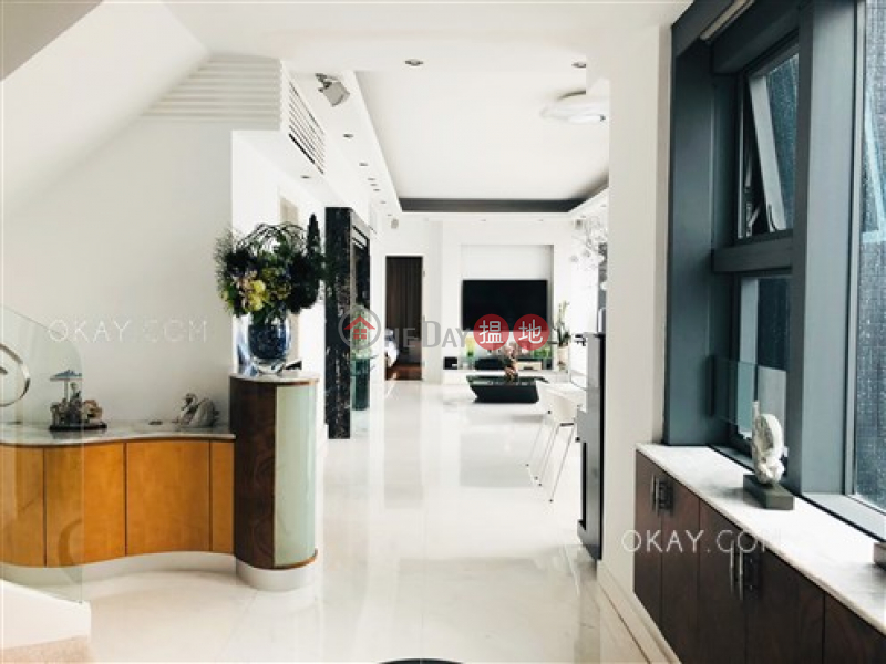Beautiful 3 bed on high floor with harbour views   Rental, 3 Seymour Road   Western District Hong Kong   Rental HK$ 108,000/ month