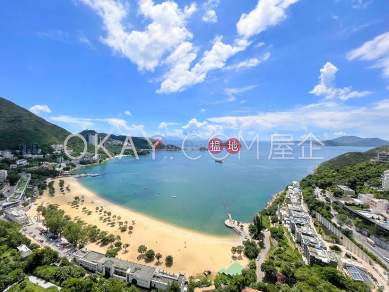 Efficient 5 bed on high floor with sea views & balcony | Rental | Repulse Bay Apartments 淺水灣花園大廈 Rental Listings