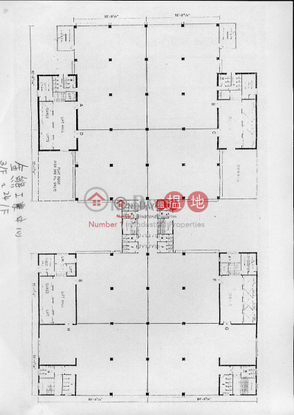 金熊工業大廈|荃灣金熊工業中心(Golden Bear Industrial Centre)出租樓盤 (eric.-02100)