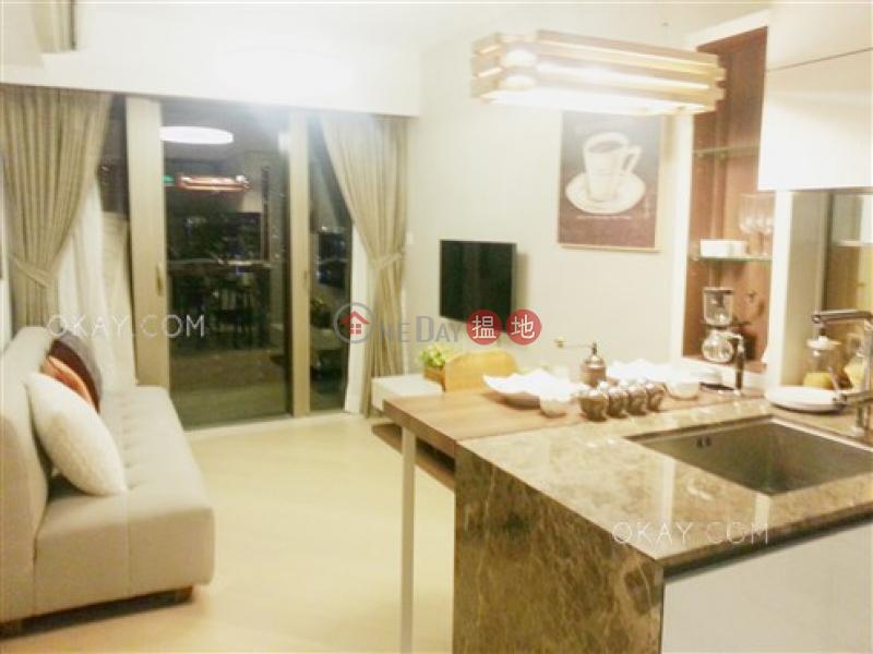 香港搵樓|租樓|二手盤|買樓| 搵地 | 住宅出售樓盤|1房1廁,極高層,連租約發售,露台《麥花臣匯1B座出售單位》