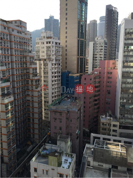 Flat for Rent in Chin Hung Building, Wan Chai | 1-15 Heard Street | Wan Chai District | Hong Kong Rental, HK$ 28,500/ month