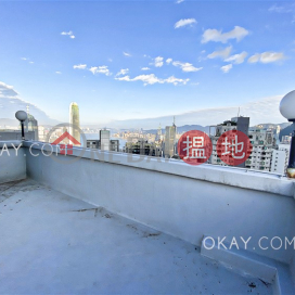 Unique 2 bedroom on high floor with rooftop | For Sale