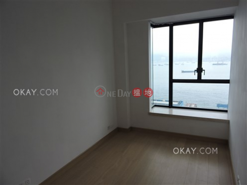 Luxurious 3 bed on high floor with sea views & balcony | Rental | Upton 維港峰 Rental Listings
