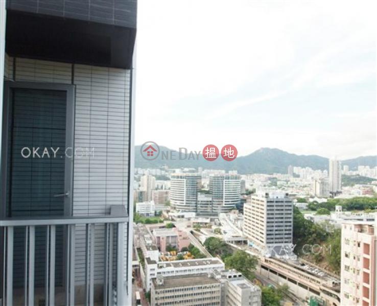 HK$ 8.6M Skypark, Yau Tsim Mong Popular 1 bedroom on high floor with balcony | For Sale