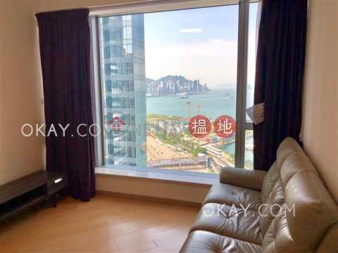 Beautiful 3 bedroom on high floor with harbour views | For Sale|The Cullinan Tower 21 Zone 6 (Aster Sky)(The Cullinan Tower 21 Zone 6 (Aster Sky))Sales Listings (OKAY-S78201)_0