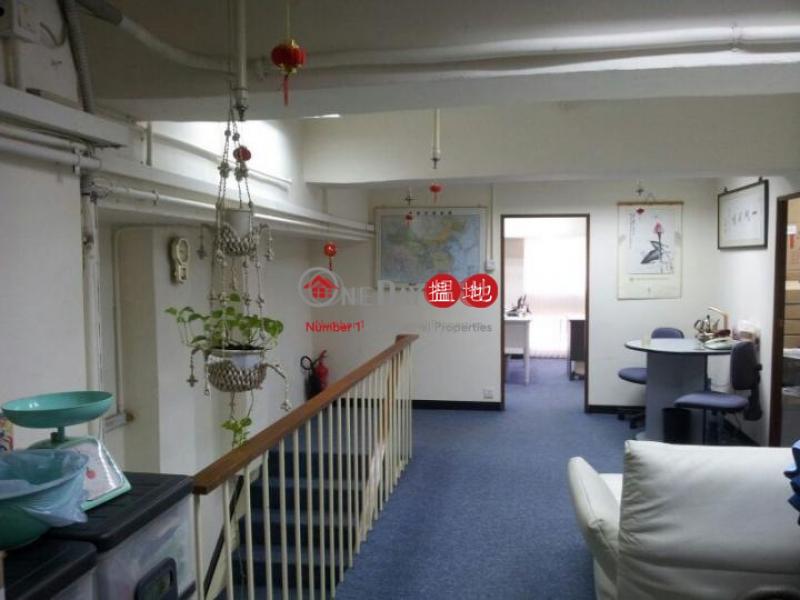 特高樓底,上下兩層,半寫倉,超荀快上 嘉力工業中心(Hi-tech Industrial Centre)出售樓盤 (poonc-01631)