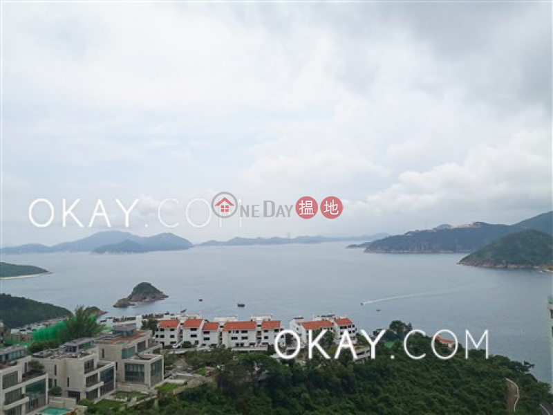 Luxurious 3 bed on high floor with balcony & parking | Rental | South Bay Towers 南灣大廈 Rental Listings