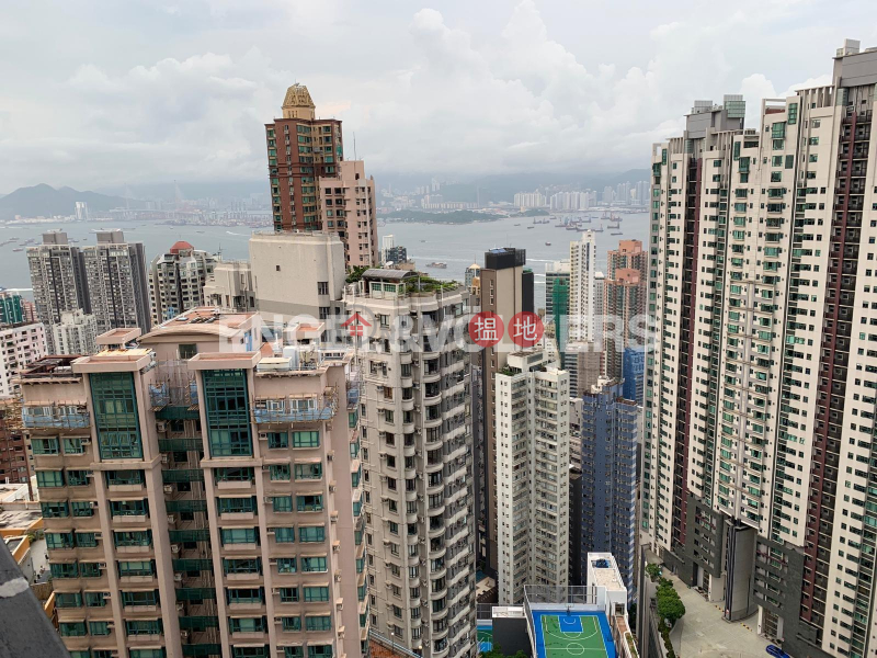 HK$ 73,200/ month Fairmont Gardens | Western District, 4 Bedroom Luxury Flat for Rent in Mid Levels West