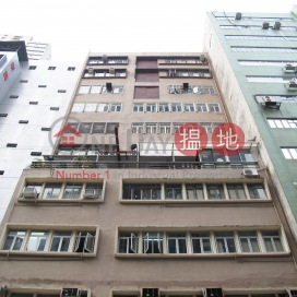 Well Industrial Building,Kwai Chung, New Territories