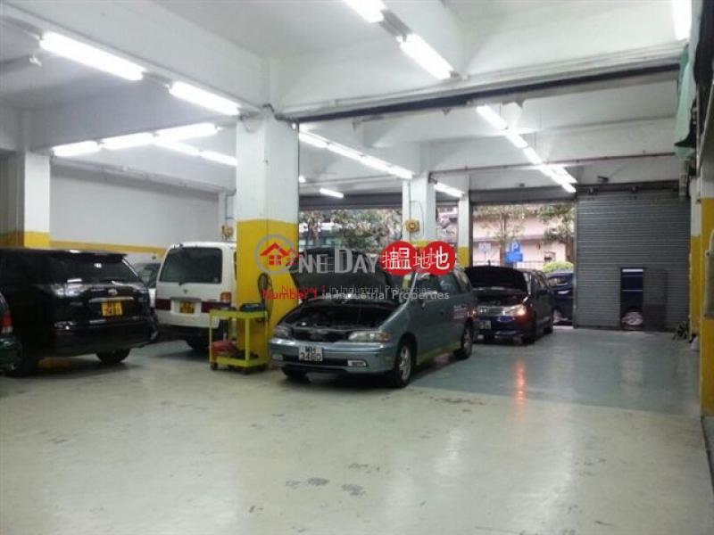富源工業大廈 荃灣富源工業大廈(Fu Yuen Industrial Building)出售樓盤 (poonc-04518)