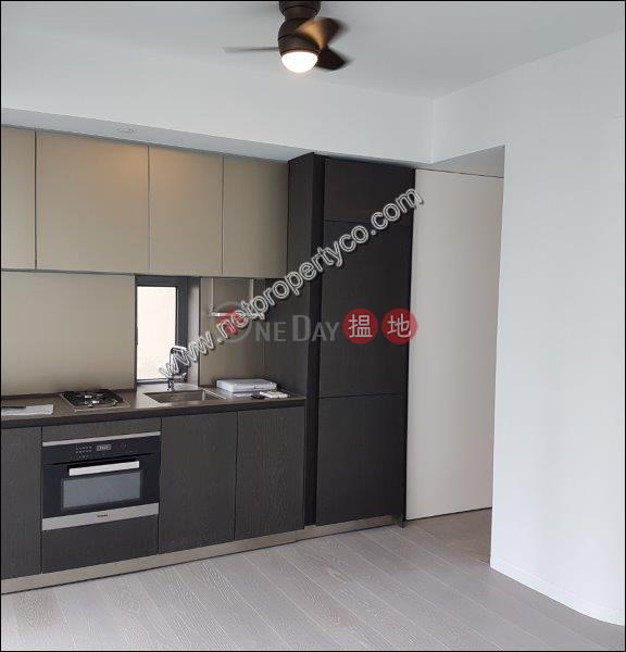 香港搵樓 租樓 二手盤 買樓  搵地   住宅出售樓盤-Open-plan Kitchen Modern Contemporary Decor Apt