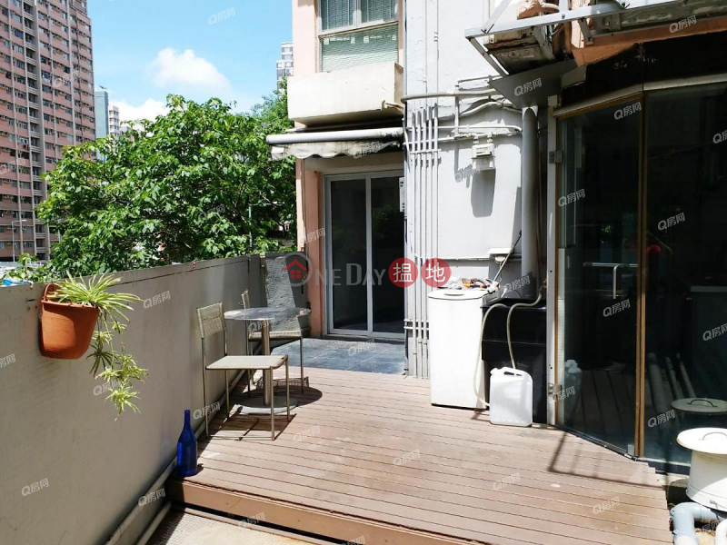 HK$ 22,500/ month Tsui On Court, Western District Tsui On Court | Low Floor Flat for Rent