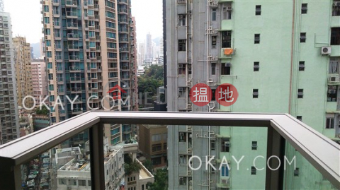 Rare 1 bedroom with balcony | For Sale|Wan Chai DistrictThe Avenue Tower 2(The Avenue Tower 2)Sales Listings (OKAY-S289237)_0