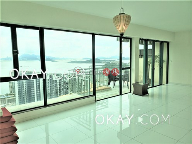 Beautiful 3 bed on high floor with rooftop & balcony | Rental | Discovery Bay, Phase 13 Chianti, The Pavilion (Block 1) 愉景灣 13期 尚堤 碧蘆(1座) Rental Listings