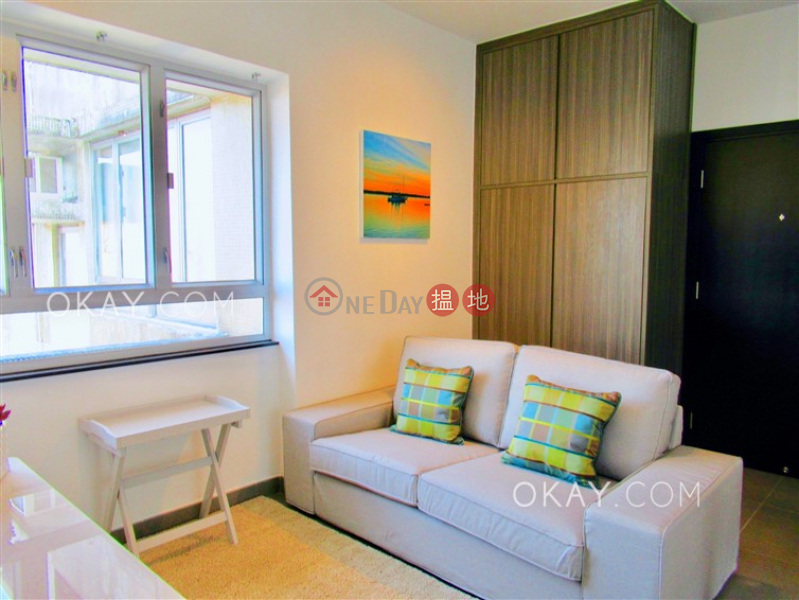 Stylish 2 bed on high floor with sea views & rooftop | Rental | Floral Tower 福熙苑 Rental Listings