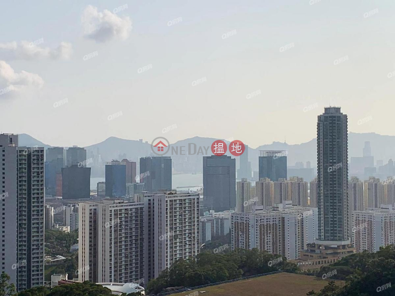 無敵景觀,環境優美《峻弦 5座買賣盤》-51豐盛街 | 黃大仙區香港-出售HK$ 2,300萬