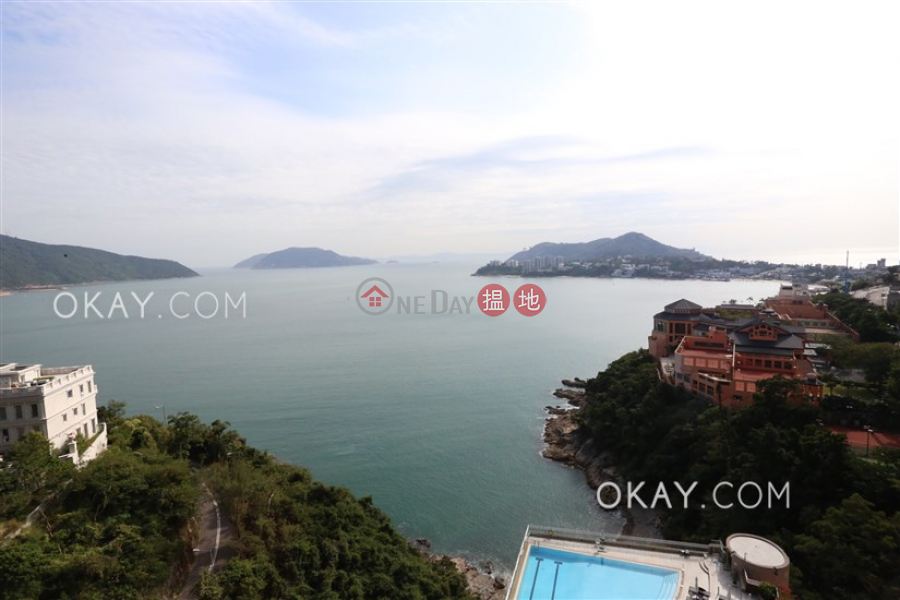 Luxurious 3 bedroom with sea views, balcony | For Sale 38 Tai Tam Road | Southern District, Hong Kong, Sales | HK$ 35M