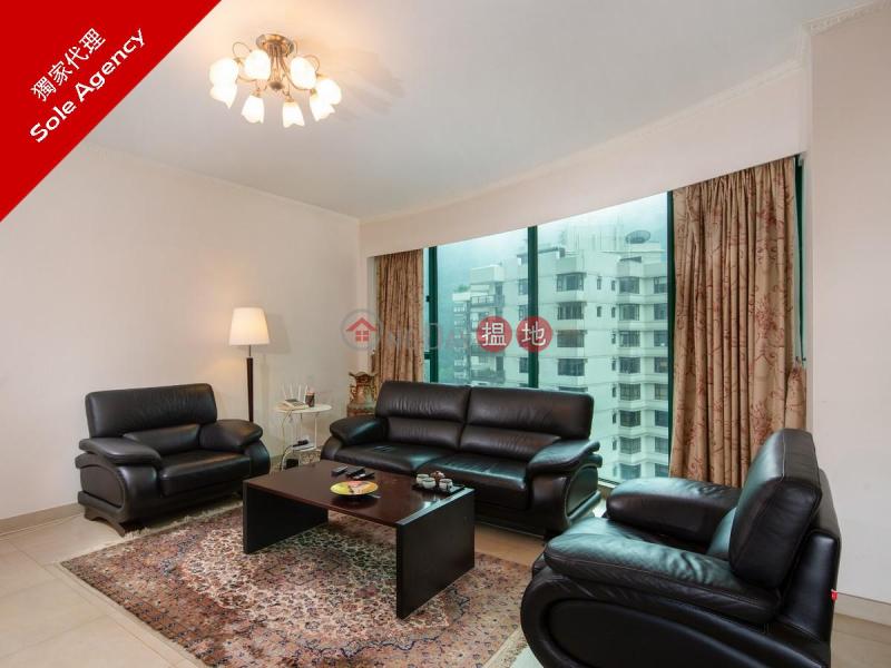 HK$ 4,500萬-曉峰閣|中區|中半山三房兩廳筍盤出售|住宅單位