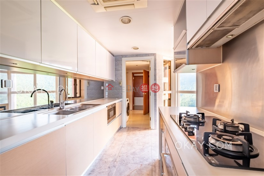Property Search Hong Kong | OneDay | Residential, Rental Listings | Stylish 4 bed on high floor with sea views & balcony | Rental