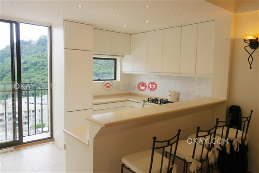 HK$ 35M, 21-25 Green Lane, Wan Chai District Beautiful 3 bed on high floor with balcony & parking | For Sale