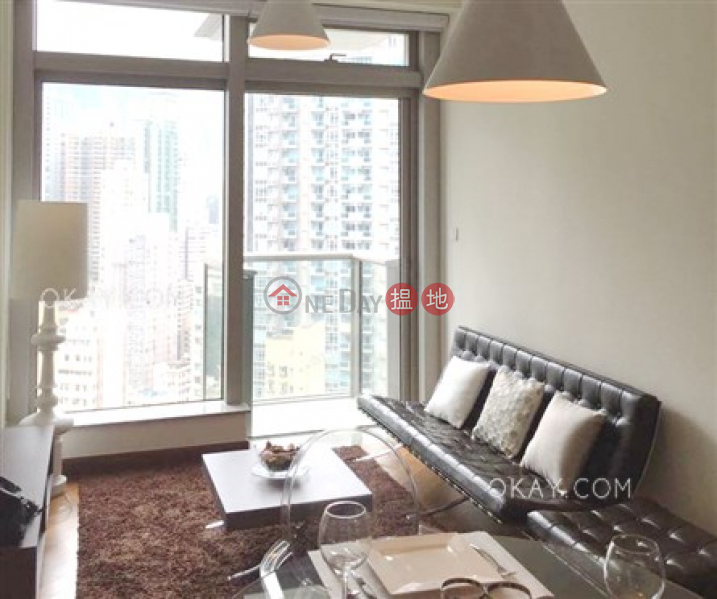 Stylish 1 bedroom on high floor with balcony   For Sale   200 Queens Road East   Wan Chai District   Hong Kong Sales, HK$ 14M
