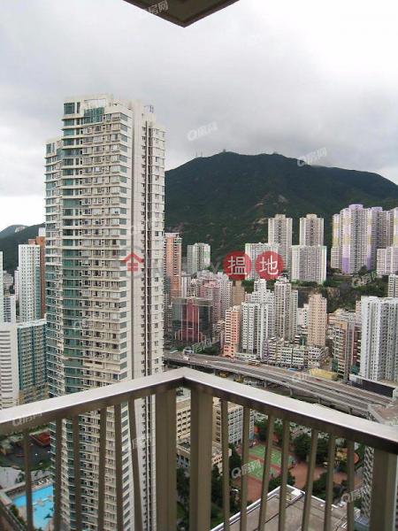 HK$ 25,000/ month, Tower 2 Grand Promenade, Eastern District, Tower 2 Grand Promenade | 2 bedroom Mid Floor Flat for Rent