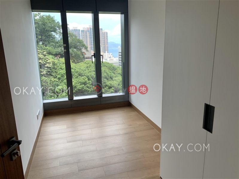 Luxurious 3 bedroom with balcony | Rental | University Heights Block 2 翰林軒2座 Rental Listings