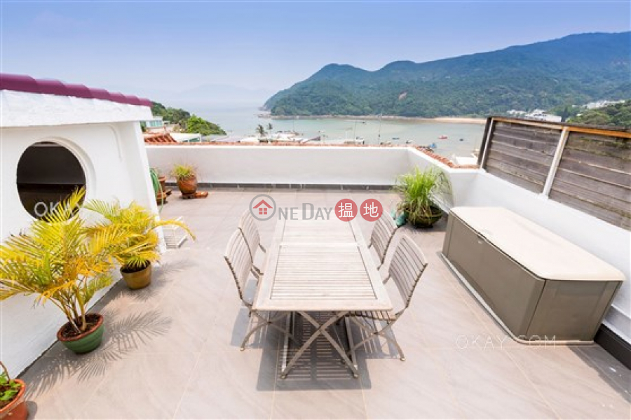 HK$ 22.8M | 48 Sheung Sze Wan Village, Sai Kung, Tasteful house with rooftop, terrace & balcony | For Sale
