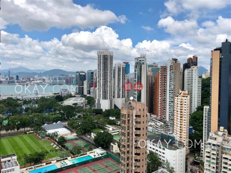 Tasteful 2 bedroom on high floor with balcony | Rental | Warrenwoods 尚巒 Rental Listings