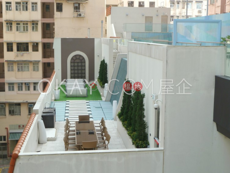 Luxurious 1 bed on high floor with sea views & balcony | For Sale | Cadogan 加多近山 Sales Listings