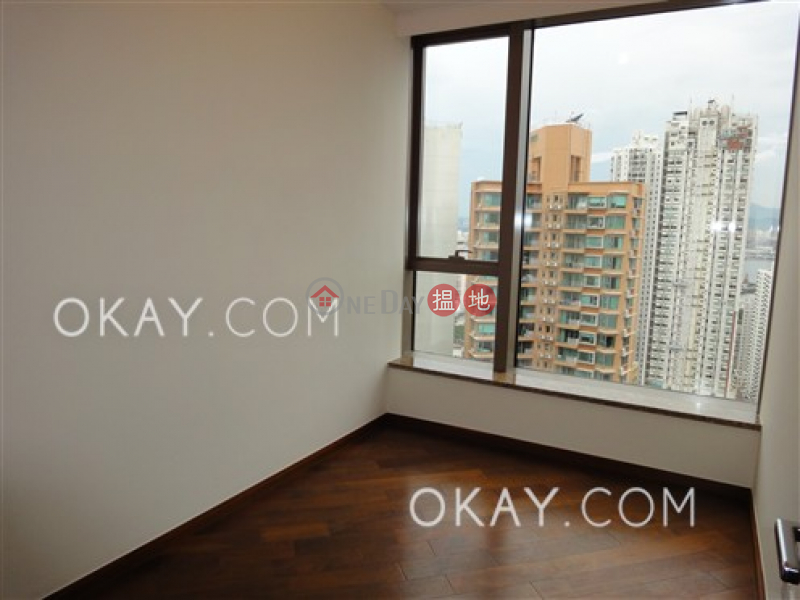 Stylish 3 bedroom on high floor with balcony & parking | For Sale | The Signature Podium 春暉8號平台 Sales Listings