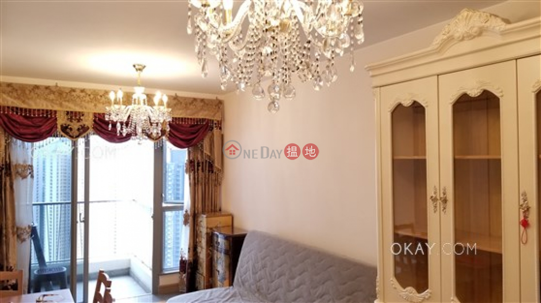 Charming 2 bed on high floor with sea views & balcony | For Sale | Tower 2 Grand Promenade 嘉亨灣 2座 Sales Listings