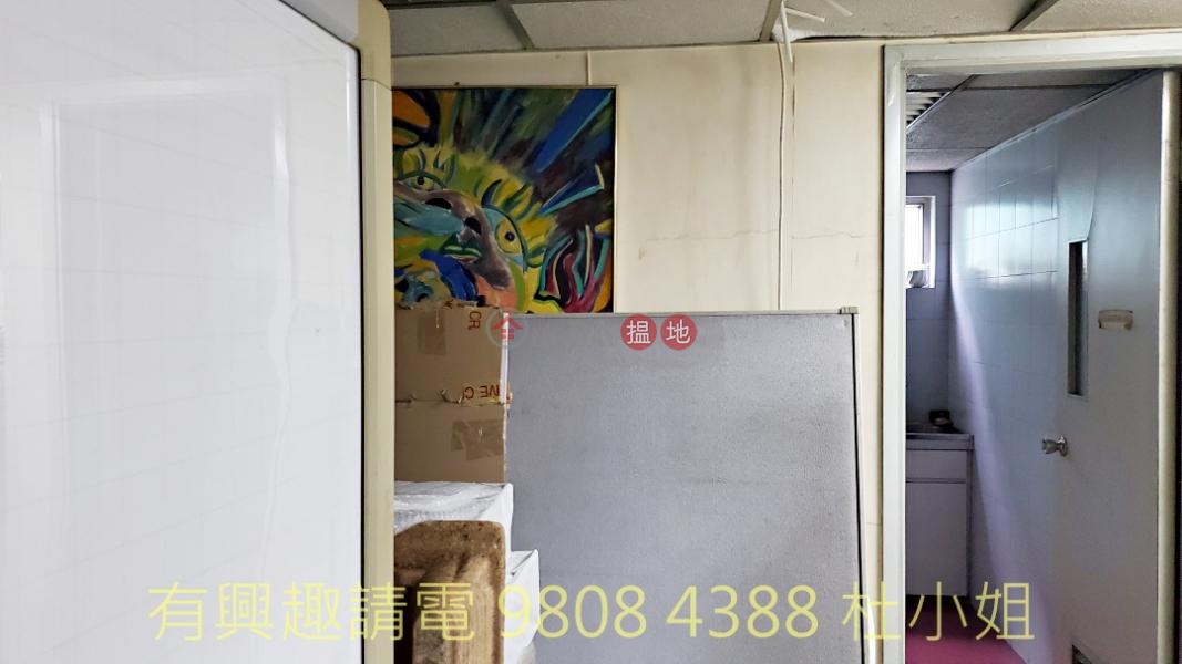 香港搵樓|租樓|二手盤|買樓| 搵地 | 工業大廈|出售樓盤|高實用, L窗中層, 價錢可議, 開揚園景, 高實用率