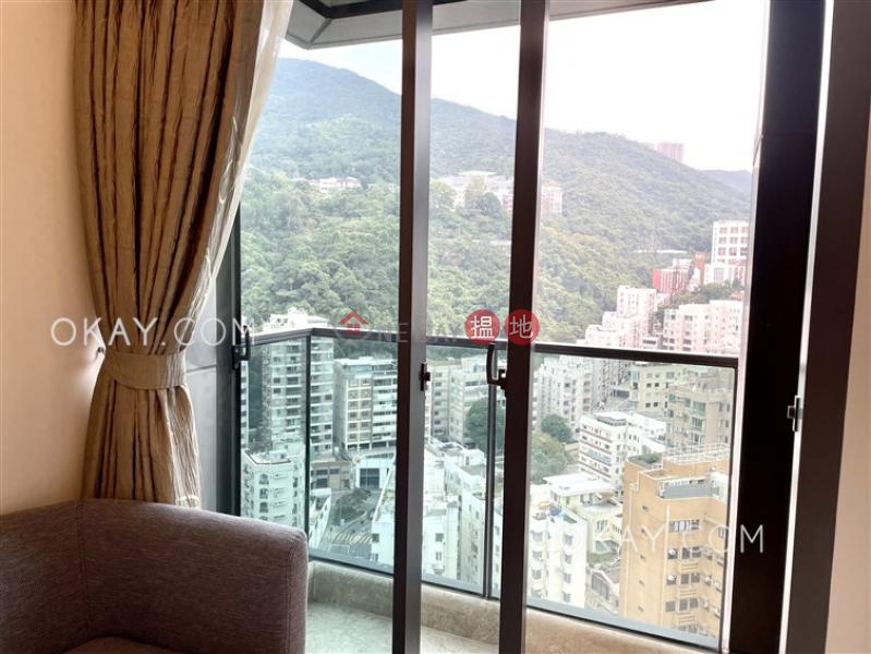 1房1廁,極高層,露台梅馨街8號出租單位 8梅馨街   灣仔區 香港 出租HK$ 27,000/ 月