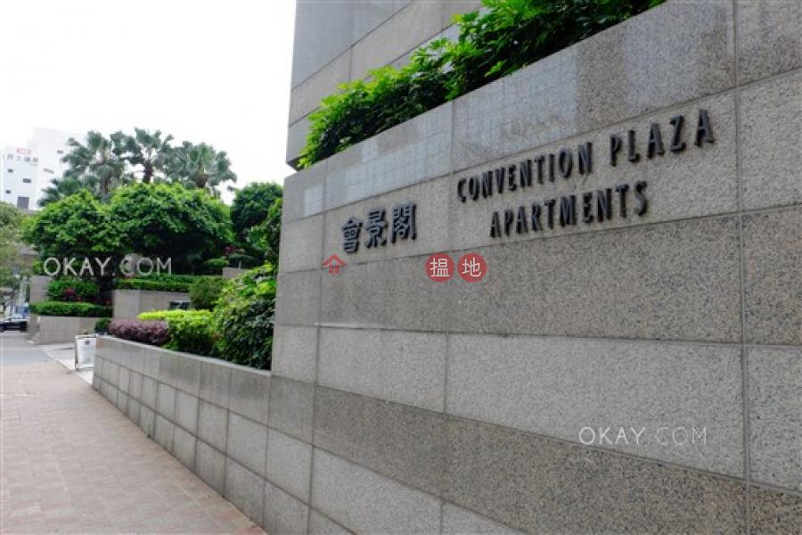 1房1廁,星級會所《會展中心會景閣出售單位》|會展中心會景閣(Convention Plaza Apartments)出售樓盤 (OKAY-S38780)