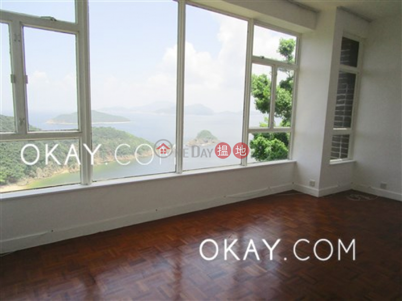 Efficient 4 bed on high floor with sea views & rooftop | Rental | 6 Headland Road 赫蘭道6號 Rental Listings