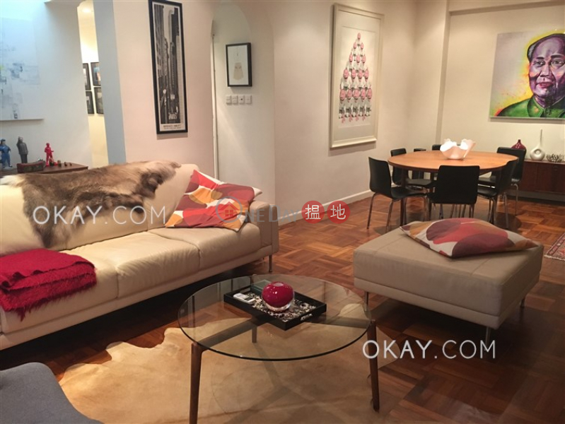 Lovely 3 bedroom with balcony | Rental, Estella Court 香海大廈 Rental Listings | Central District (OKAY-R39763)