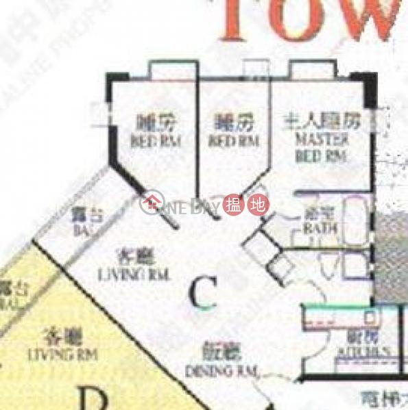 寶馬山三房兩廳筍盤出租|住宅單位-1寶馬山道 | 東區|香港出租-HK$ 35,800/ 月