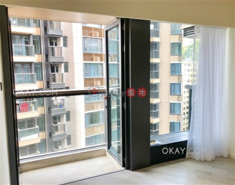 HK$ 42,000/ month | Fleur Pavilia Tower 1 Eastern District | Unique 3 bedroom on high floor with balcony | Rental