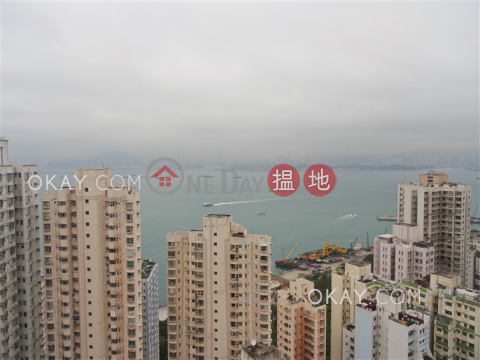 Unique 3 bedroom on high floor with sea views & balcony | For Sale|Belcher's Hill(Belcher's Hill)Sales Listings (OKAY-S78293)_0