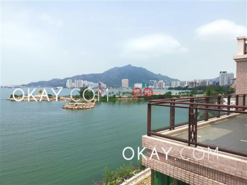 HK$ 78,000/ month, Hong Kong Gold Coast Block 25 | Tuen Mun | Rare 4 bedroom on high floor with sea views & terrace | Rental