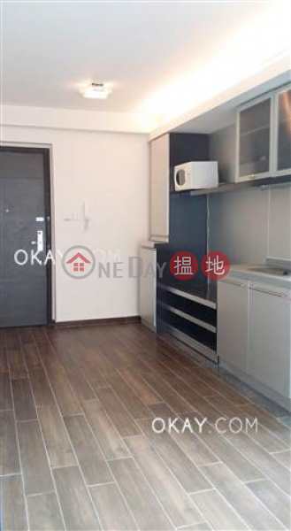 Practical 1 bedroom on high floor with balcony | For Sale | Tower 5 Grand Promenade 嘉亨灣 5座 Sales Listings