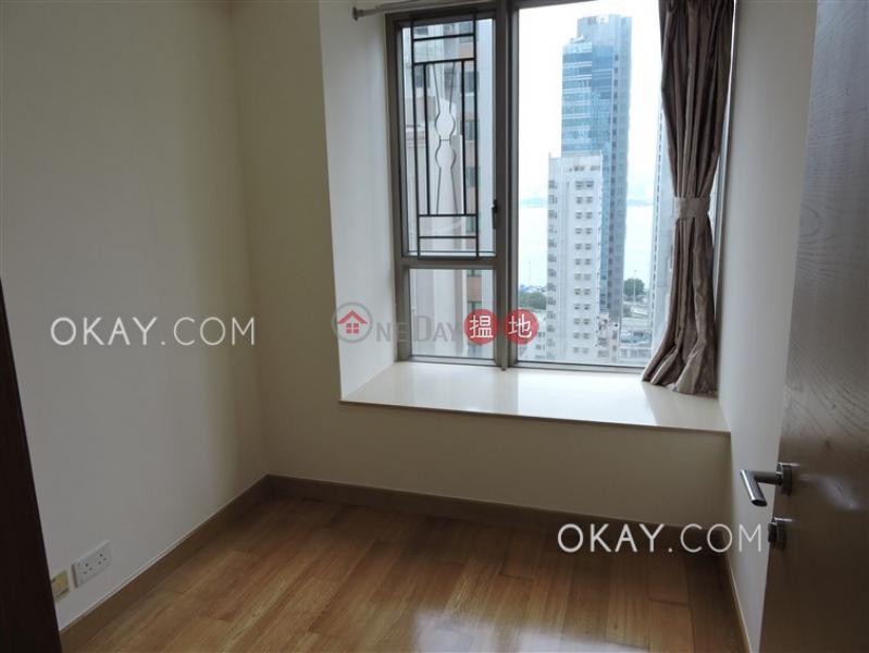 Unique 3 bedroom on high floor with balcony | Rental | Island Crest Tower 2 縉城峰2座 Rental Listings